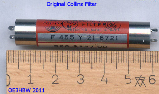 Collins Mechanical Filters